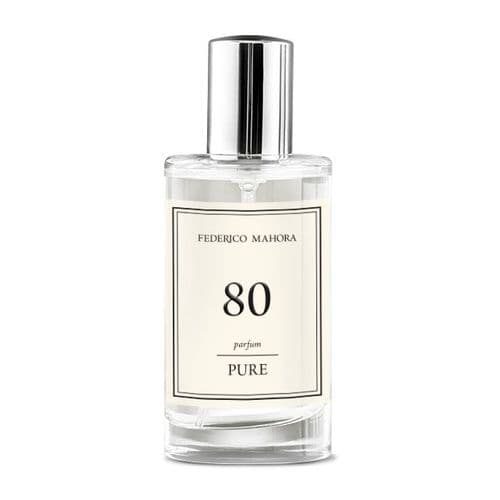 Federico Mahora FM Pure 80 Perfume For Her 50ml