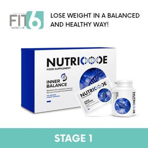 FIT 6 Stage 1 - Nutricode Inner Balance