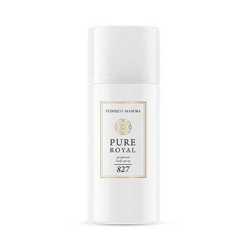 FM Pure Royal 827 Perfumed Body Spray For Her 150ml