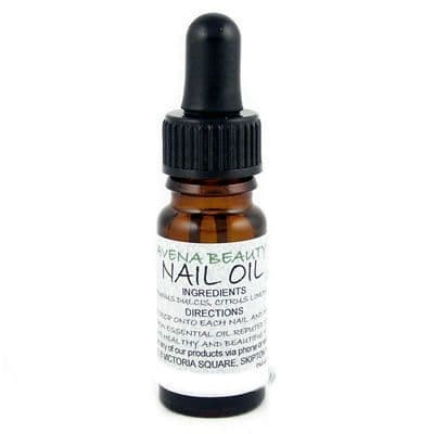 Nail Strengthening Oil 10ml-  With Lemon Essential Oil