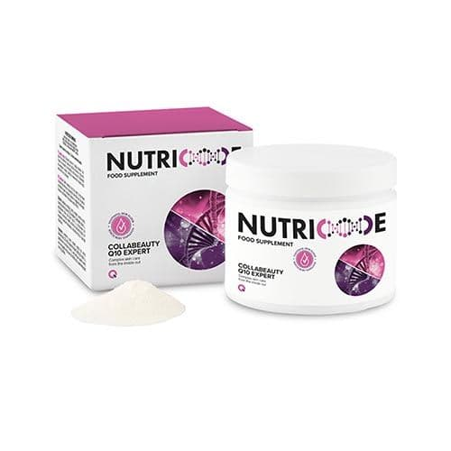 Nutricode Collabeauty Q10 Expert, Collagen Drink.