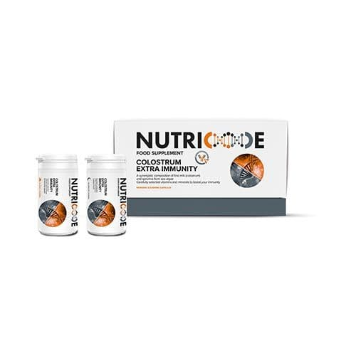 Nutricode Colostrum Extra Immunity Support Supplement