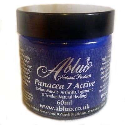 Premium Panacea 7 Active Ointment By Abluo 60ml - 7 Essential Oils