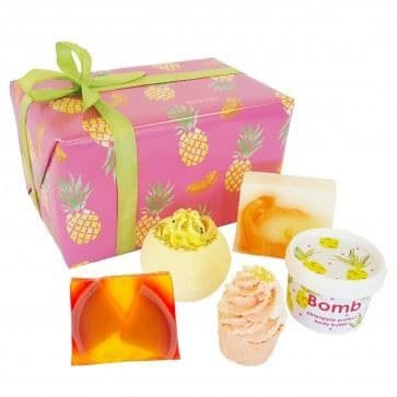 Totally Tropical Bath Treat Gift Box