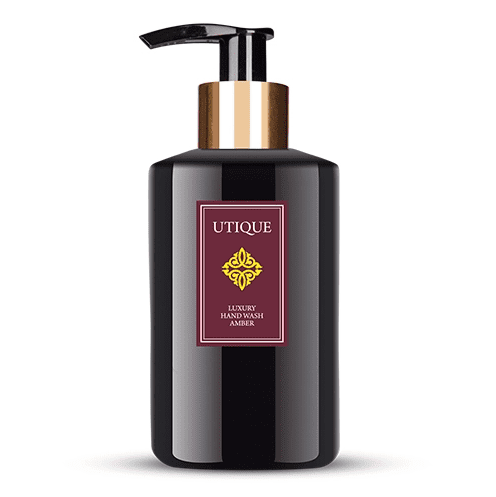 Utique Amber Luxury Hand Wash 300ml