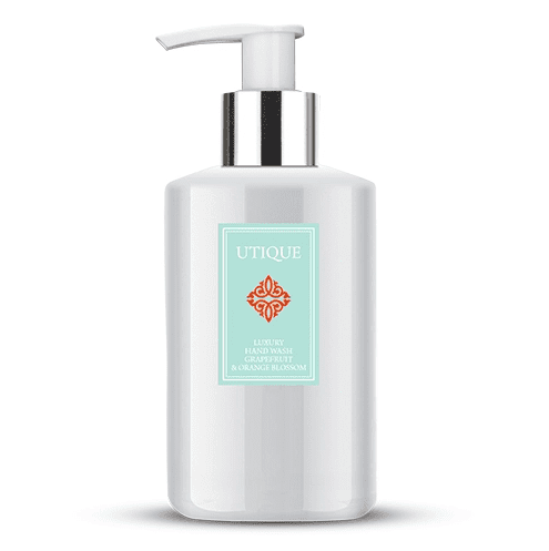 Utique Grapefruit & Orange Blossom Luxury Hand Wash 300ml