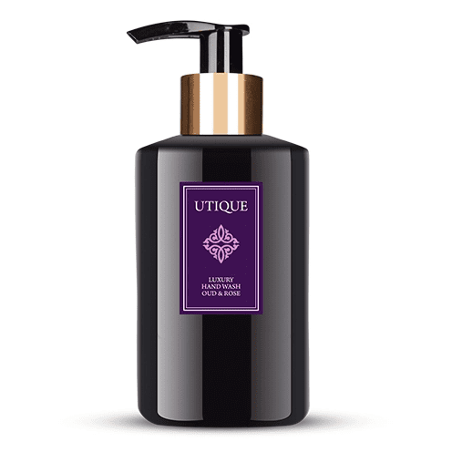 Utique Oud & Rose Luxury Hand Wash 300ml