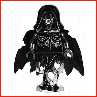 LEGO Harry Potter Dementor With Cape Minifigure From Hogwarts Express 75955 Gift