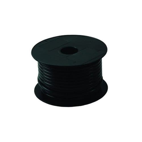 2 core Electrical Cable 14 twin 30m Roll (use with most marker lights)