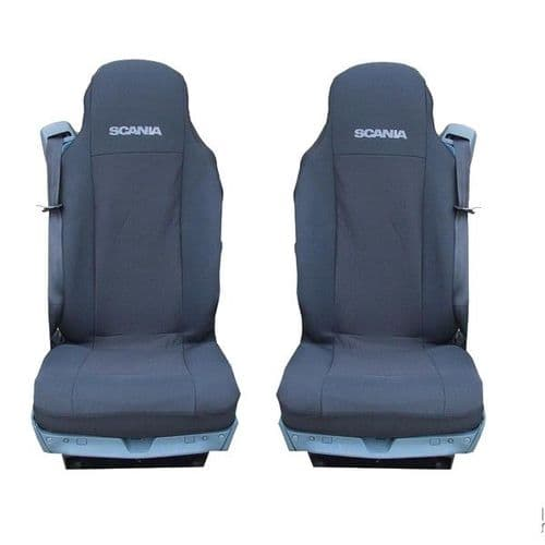 Scania 4 Series Fitted Seat Covers WEB112