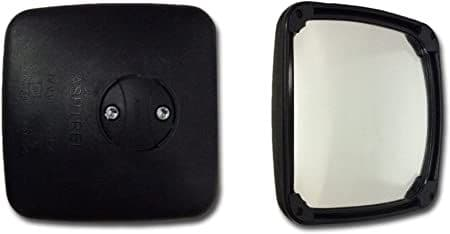 Wide Angle Mirror - Universal Fits 16-28mm Diameter arms WEB037