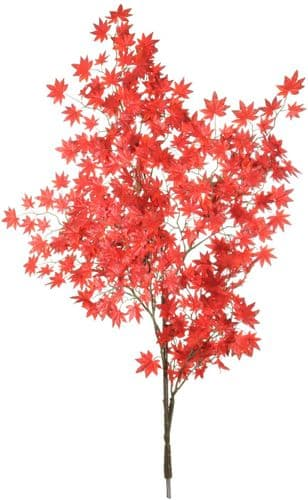 Acer Leaf Artificial Tree Branch - 2 Pieces