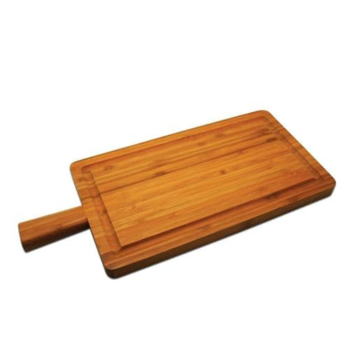 Bamboo Grooved Paddle Board - 40cm