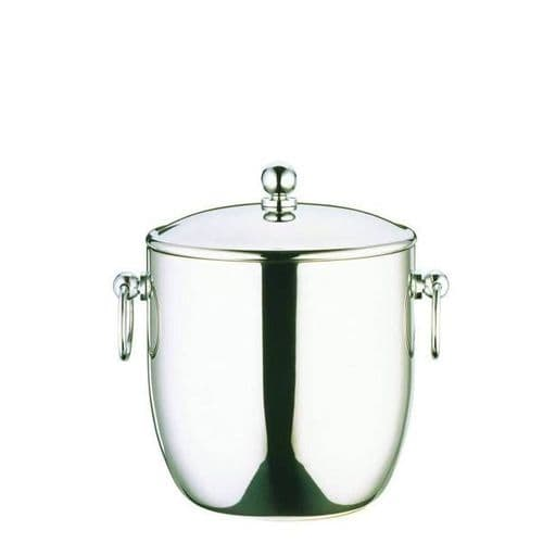Deluxe Curved Double Wall Ice Pail - 4.5L Large