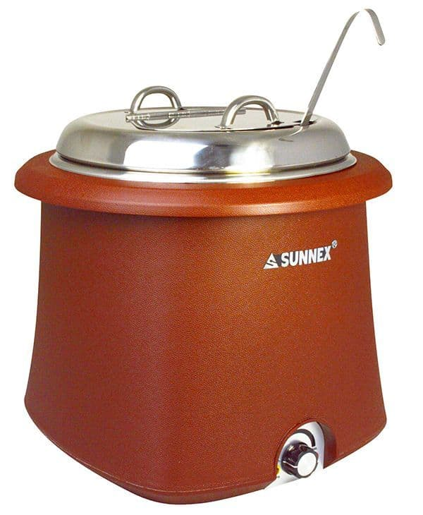 Galena Brown Soup Kettle