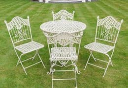 Garden Chairs, Tables & Patio Sets