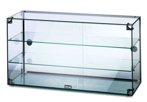 Glass Display Cabinet With Doors - 49*90cm