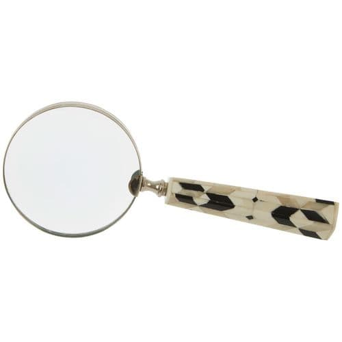 Hex Hand Magnifying Glass