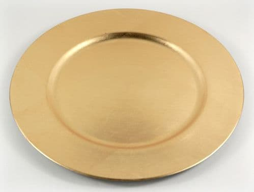 Round Chargers / Underplates - Melamine