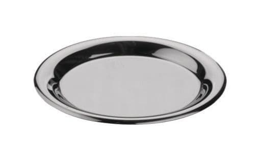Round Stainless Steel Tip Tray