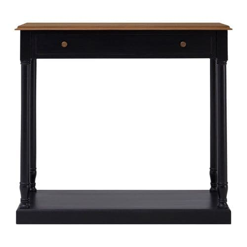 St. Ives Regency Single Drawer Console Table - H100 x W90