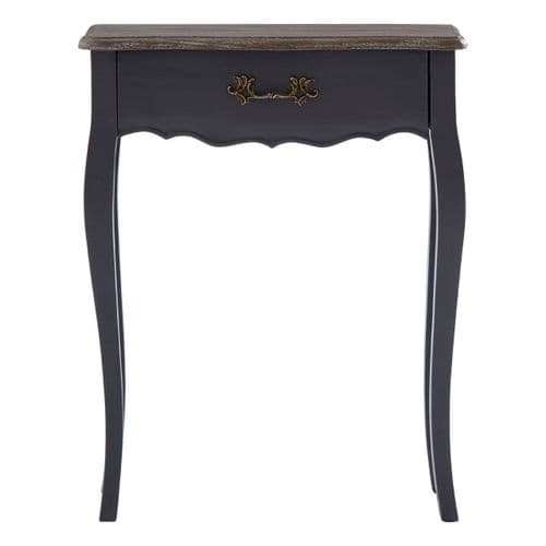 St. Ives Regency Single Drawer Console Table - H75 x W60
