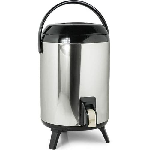Stainless Steel Insulated Gravity Dispenser - 10L