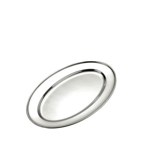 Stainless Steel Oval Platter - MORE OPTIONS
