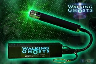 Green Laser Grid Projector & USB Power Bank Holder Ghost Hunt Paranormal Tool UK