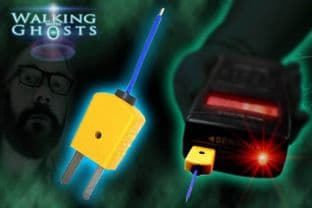 """Mel-TP01S Replacement """"K"""" Thermocouple Probe for Mel Meters from DAS"""