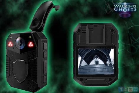 Night Vision HD Body Video Camera With IR Infrared LEDs Ghost Hunt Paranormal 32GB