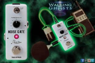 Noise Reduction Gate for P-SB7 P-SB11 Radio Ghost Spirit Box Paranormal Research