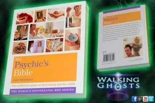 The Psychic's Bible, Definitive Guide to Developing Your Psychic Skills Book