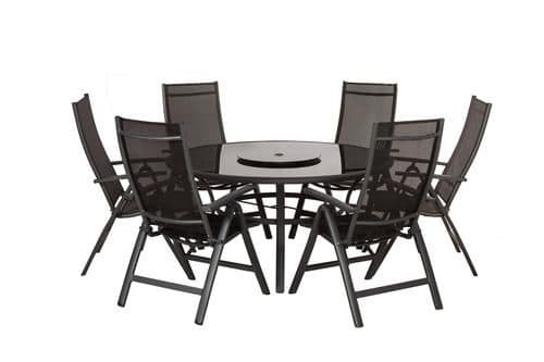 The Bari 6 Seater Dining Suite