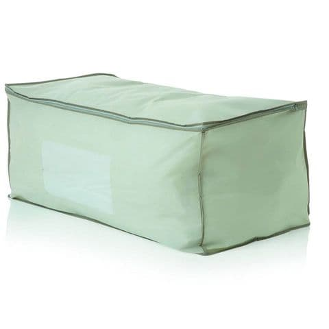 Large Jumbo 90cm Cream Super King Duvet Storage Bag