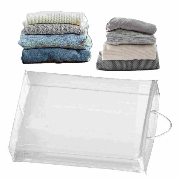 Optic Double Moth Proof Jumper & Sweater Storage Bag