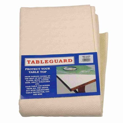 Tableguard Deluxe Table Protection Cover 180 x 135cm