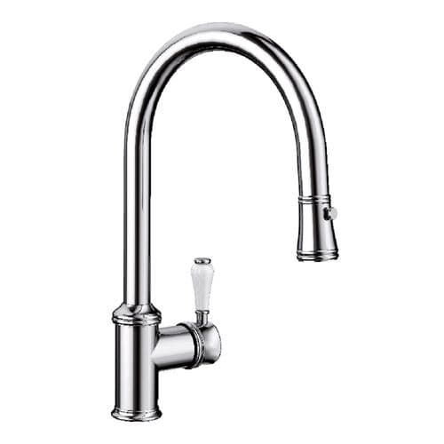 Blanco Vicus Single Lever Pull Out Kitchen Tap