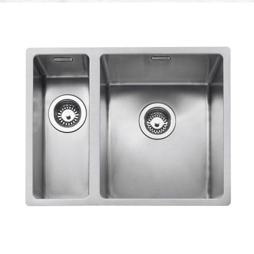 Caple Mode 3415 Stainless Steel Inset or Undermount Sink