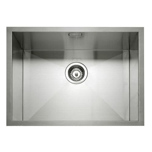 Caple Zero 55 Stainless Steel Inset or Undermount Sink