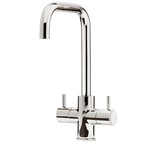 Caple Zuben Quad Polished Chrome Kitchen Tap