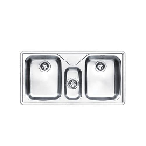 Inset Sinks Suitable for a 1000mm Cabinet