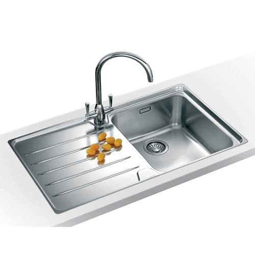 Inset Sinks Suitable for a 500mm Cabinet