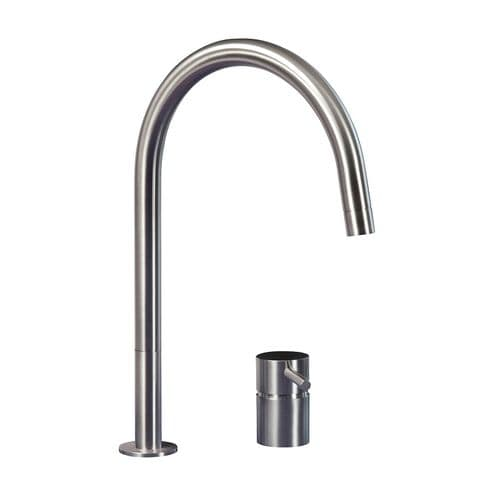MGS F2 R Stainless Steel Kitchen Tap