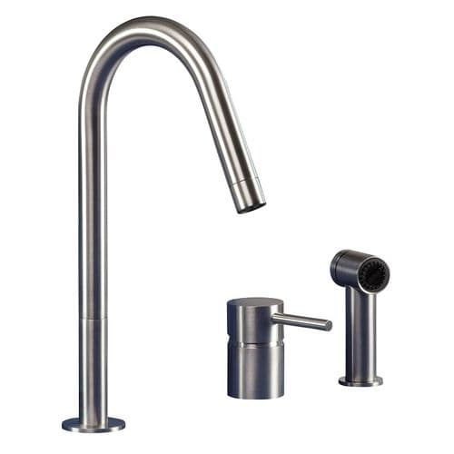 MGS F2 SP Stainless Steel Kitchen Tap