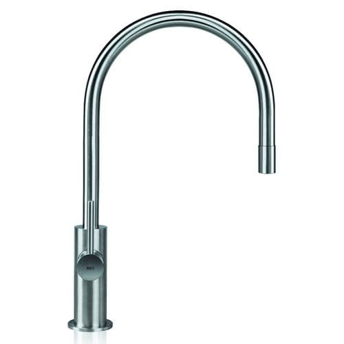 MGS Spin E Stainless Steel Kitchen Tap