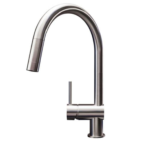 MGS Vela Stainless Steel Kitchen Tap