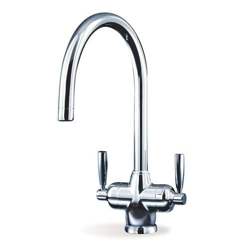 Perrin and Rowe Mimas C Spout with Filtration Kitchen Tap