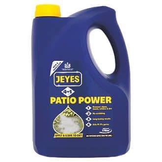 Jeyes Patio Cleaning Fluid 4L (2005970)