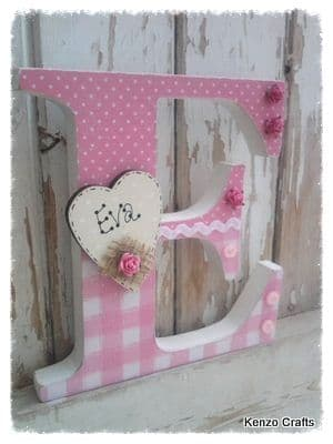 Stand Alone Personalised Letter
